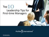 10 Leadership Tips