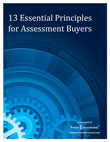 13 Essential Principles for Assessement Buyers