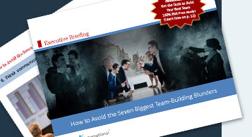 Creating a Team‐Building Culture