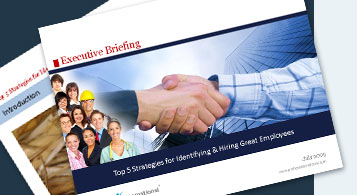 Top 5 Strategies for Identifying & Hiring Great Employees