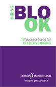 10 Success Steps for Effective Hiring